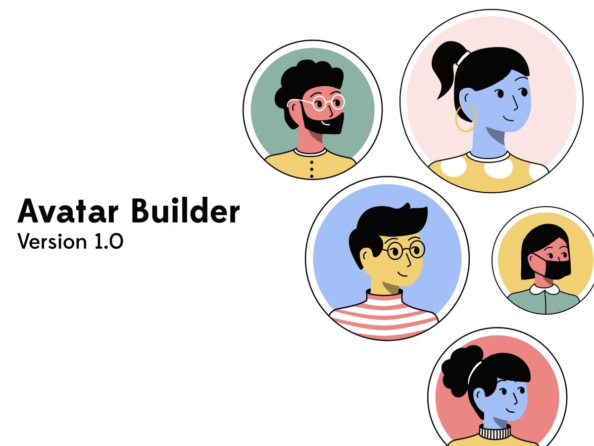 Figma Avatar Builder