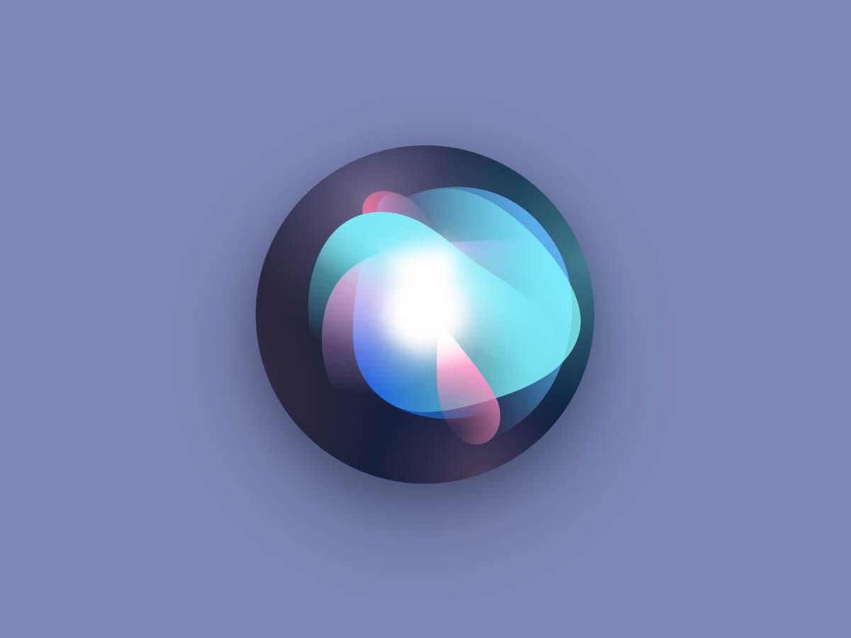 iOS Siri Figma Icon