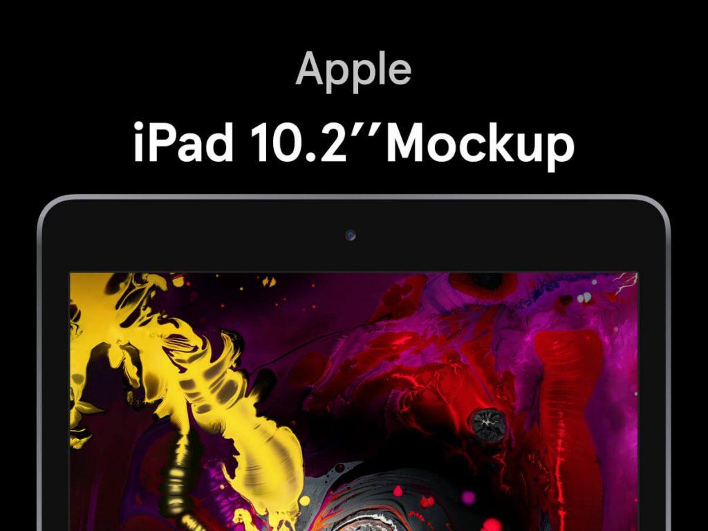 iPad 10.2 Figma Mockup