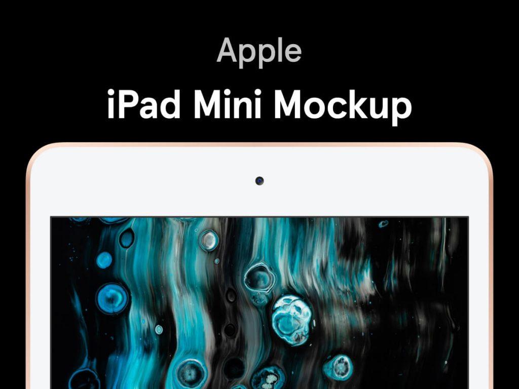iPad Mini Figma Mockup