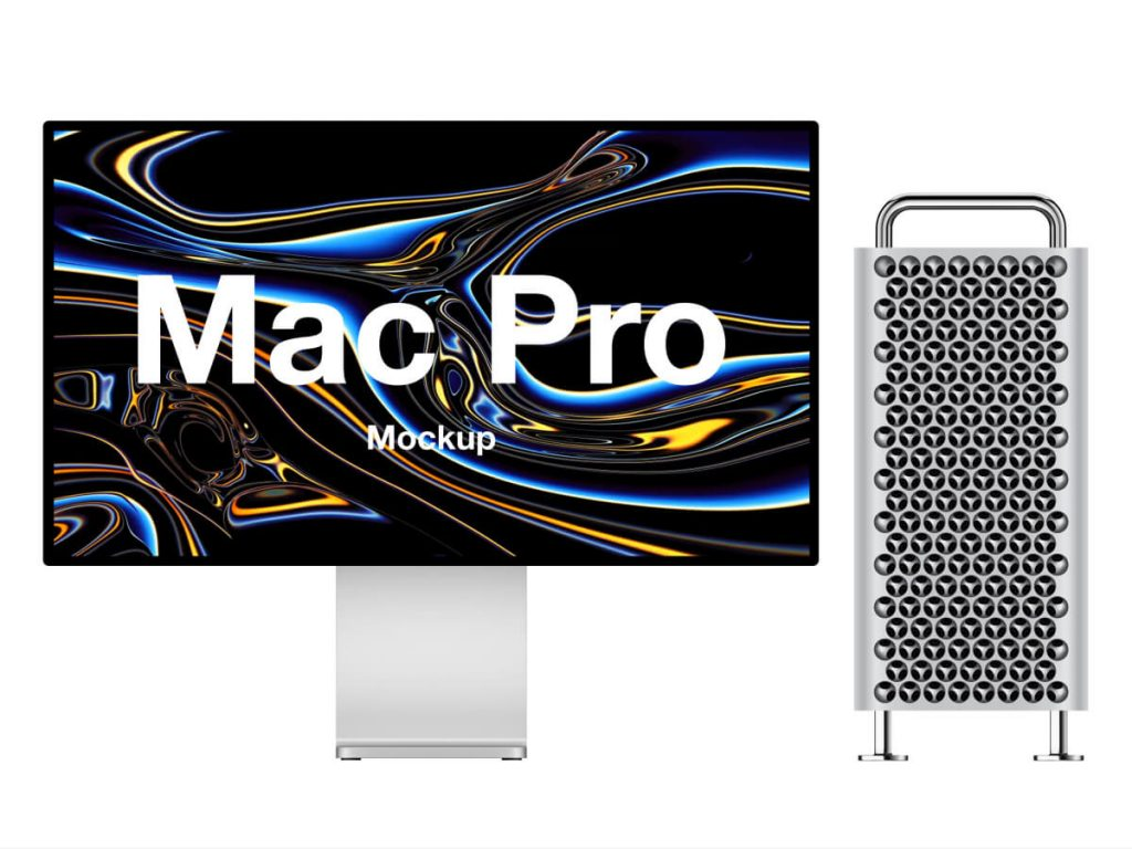 Mac Pro Figma Mockup