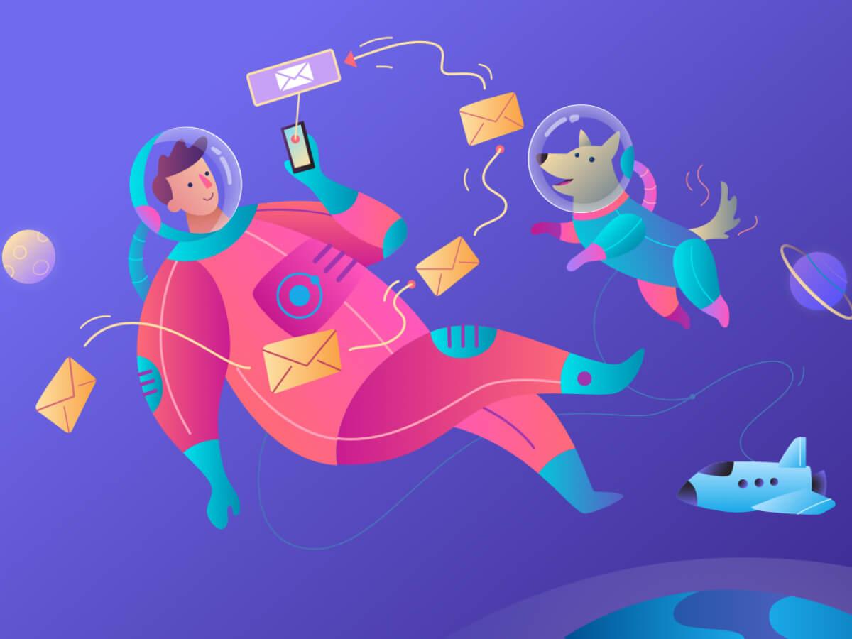 Vibrant Illustrations for Figma