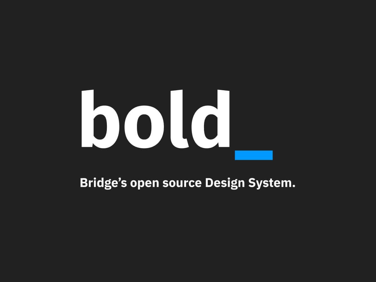 Bold Design System