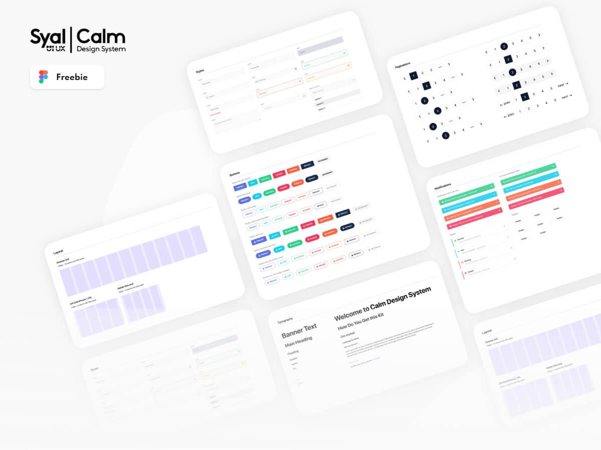 Calm Design System