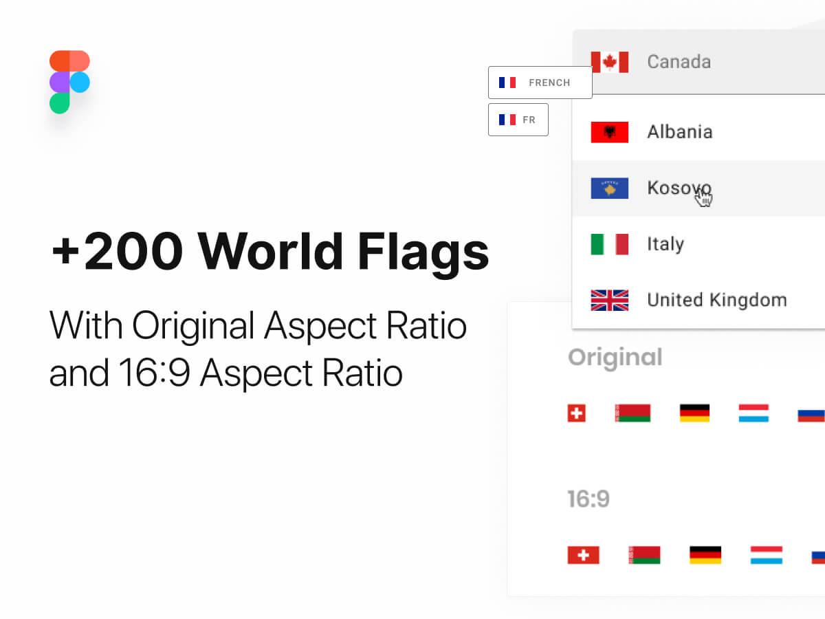 Original Flags Pack