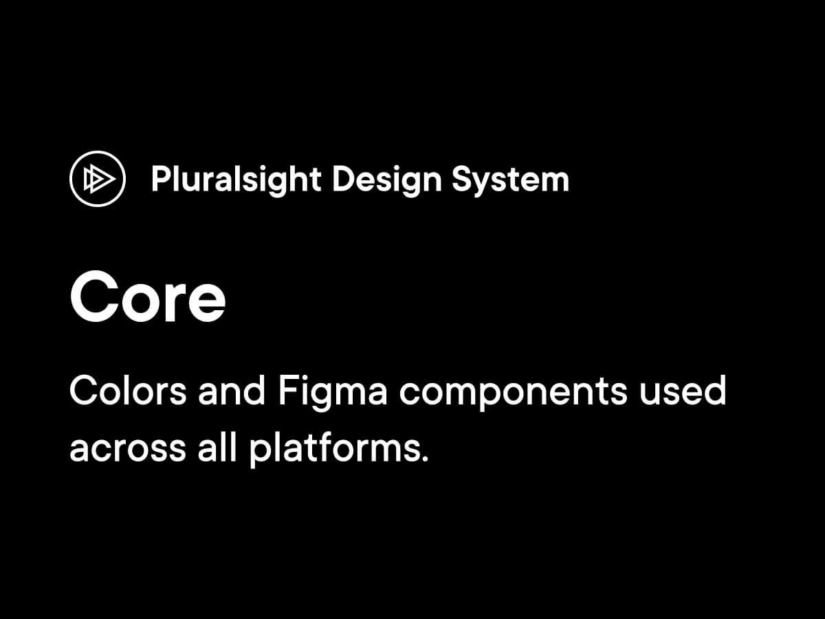 Pluralsight Core
