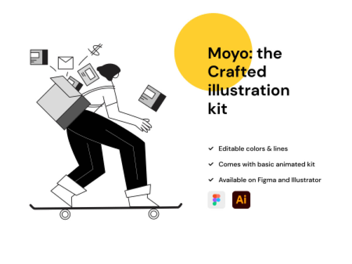 The Crafted Illustration Kit