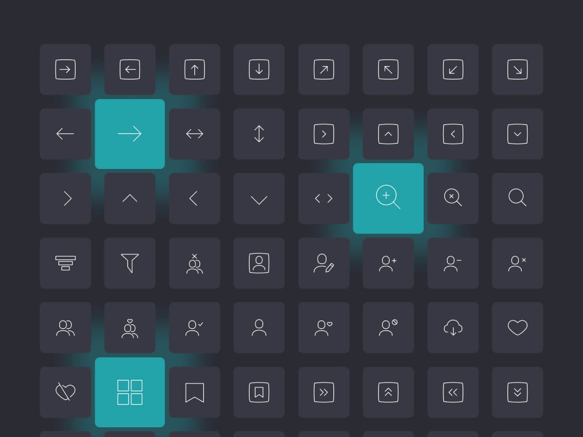 UI Interface Icons (+79)
