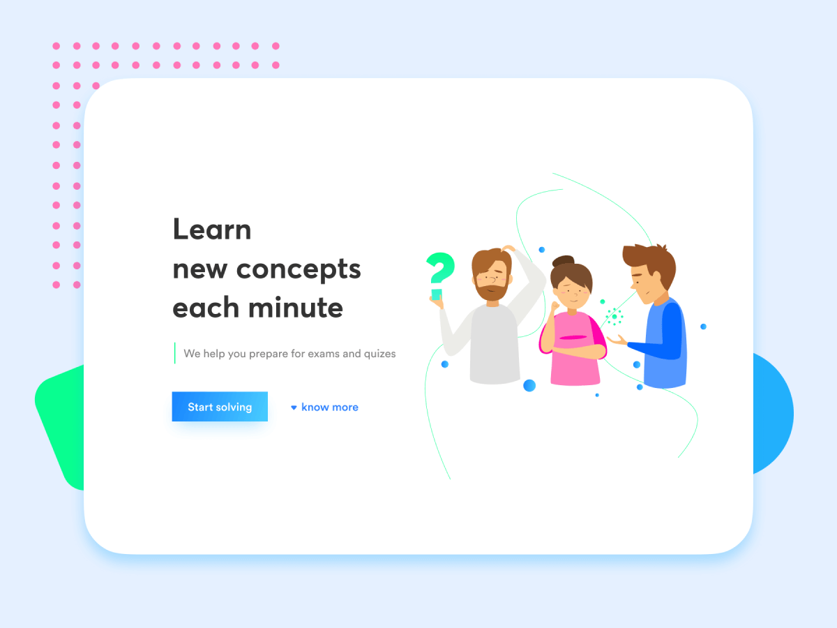 Homepage Figma UI Kit