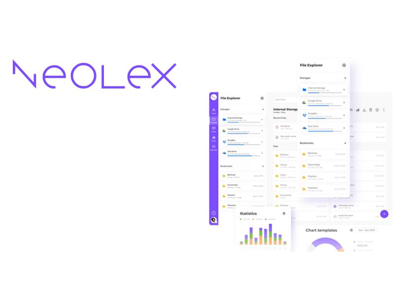 Neolex Dashboard