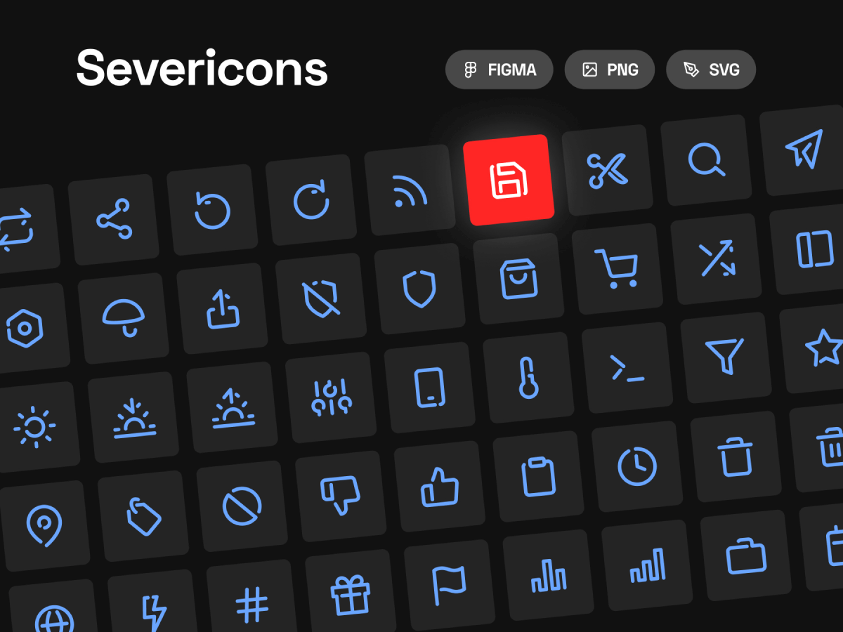 Essential Figma Icons
